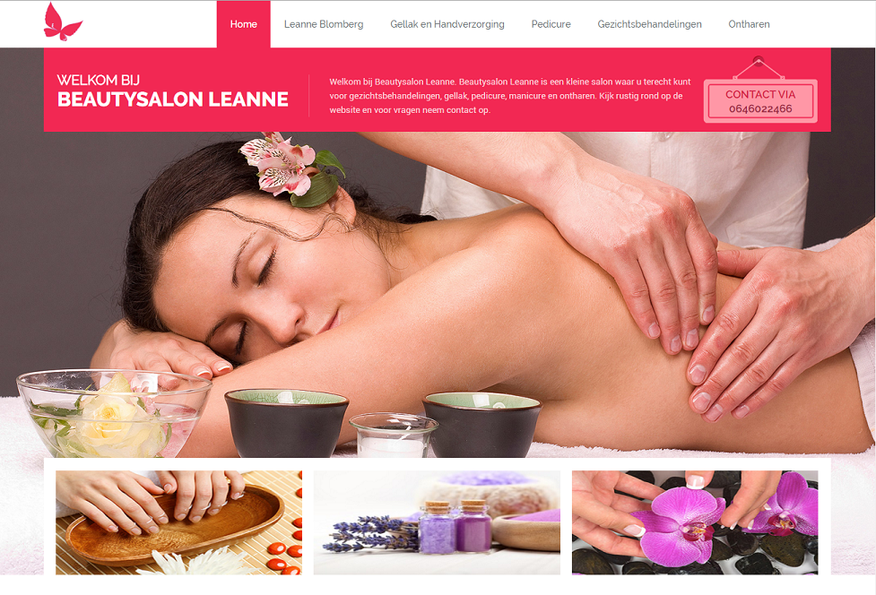 Beautysalon Leanne